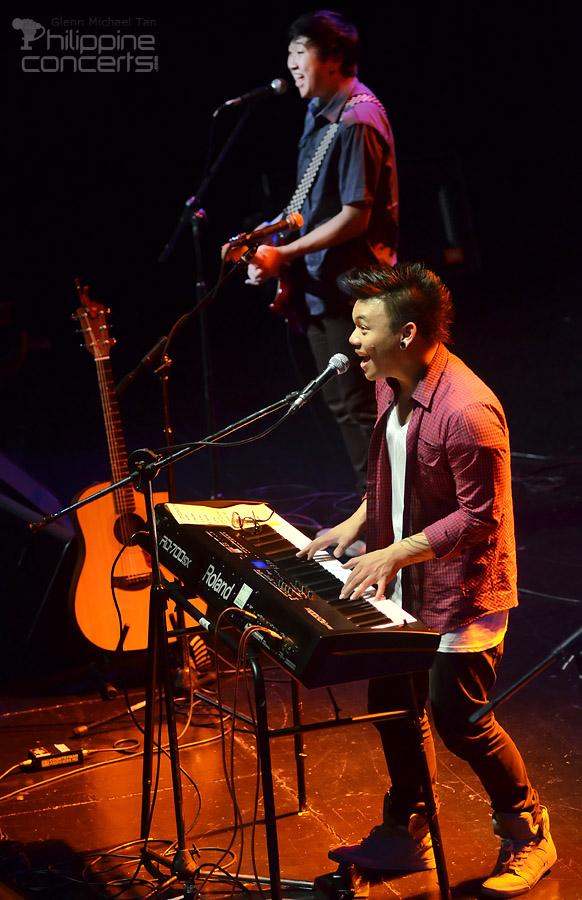 AJ Rafael Live in Manila