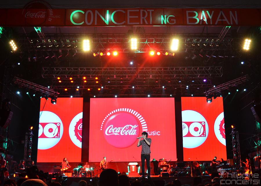 Coca Cola Concert ng Bayan