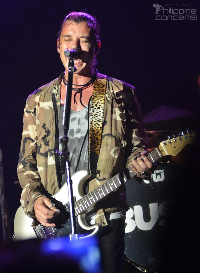 Bush Concert 2012