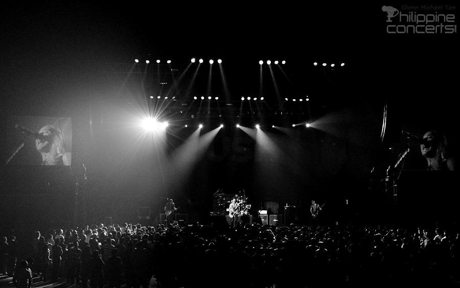 Bush Live in Manila 2012