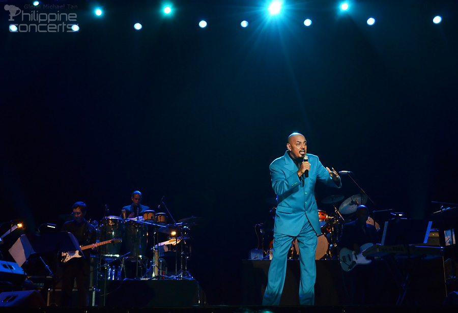 James Ingram Manila Concert