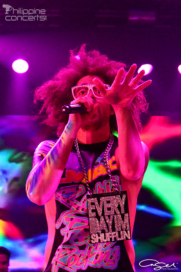 LMFAO Live in Manila