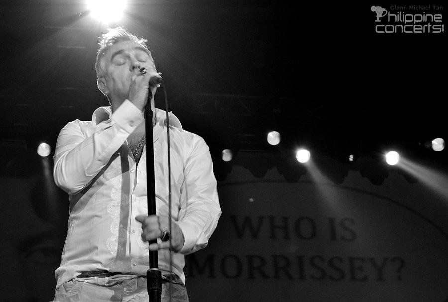 Morrisey Manila Concert Pics
