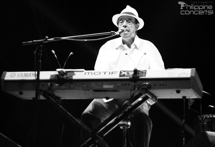 Sergio Mendes Live in Manila 2012