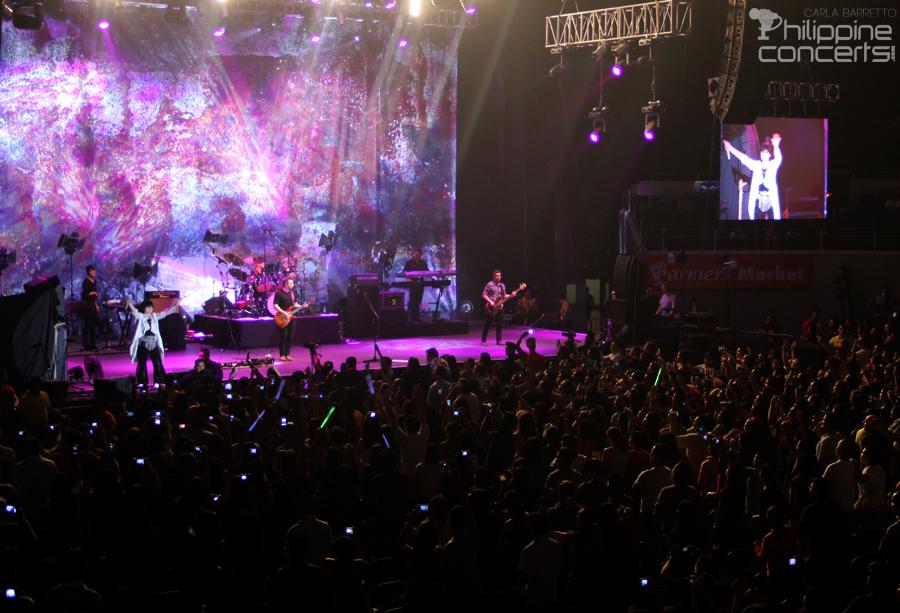 The Cranberries Concert 2012