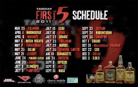 tanduay-rhum-first-five-2011