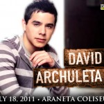 David Archuleta Live in Manila 2011