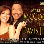 Marilyn McCoo and Billy Davis Jr. Live in Manila