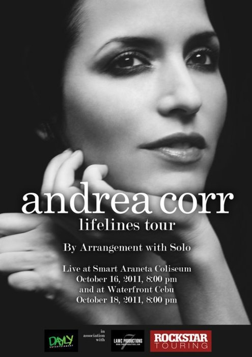 Andrea Corr - Images Colection