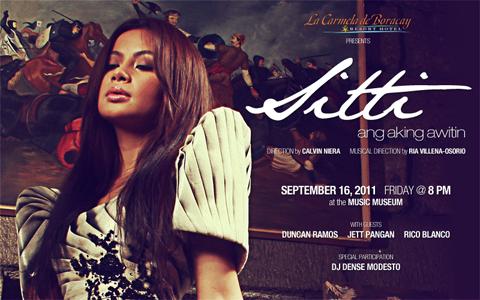Sitti Ang Aking Awitin on September 16