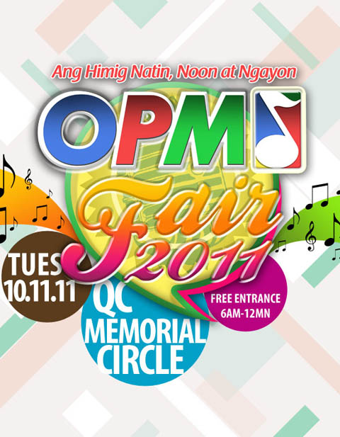 OPM Concert in QC