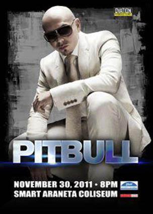 Pitbull Live in Manila