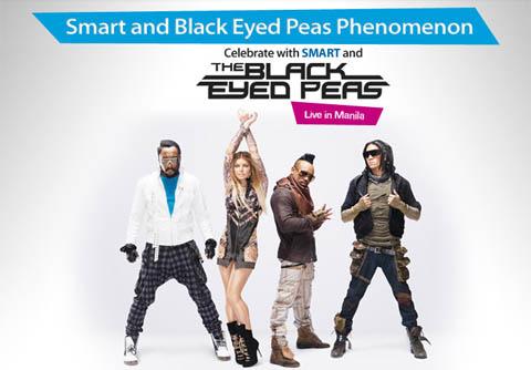 Smart Black Eyed Peas Promos
