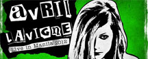 The Black Star Tour: Avril Lavigne live in Manila 2012