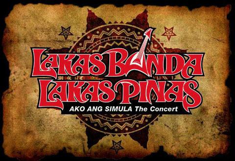 Lakas Banda Lakas Pinas concert