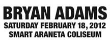 Bryan Adams Live in Manila 2012
