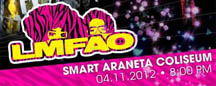 LMFAO Live in Manila 2012