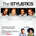 The Stylistics Live in Manila and Cebu