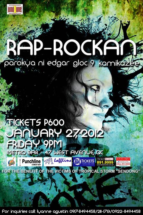 Rap-Rockan…RockOverLoad 2
