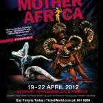 Cirque Mother Africa at Resorts World Manila