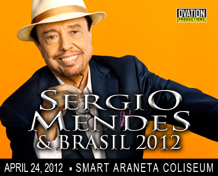 Sergio Mendes and Brasil Live in Manila
