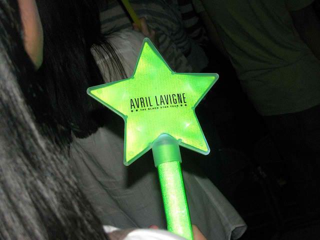 Avril Lavigne Manila Concert