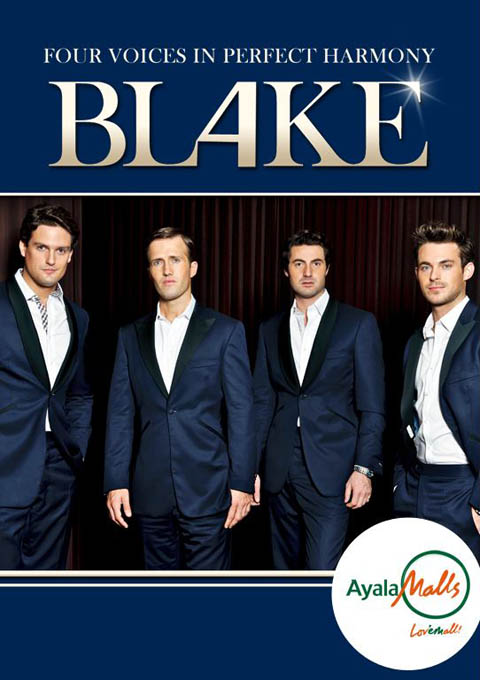 Blake Live in Manila 2012