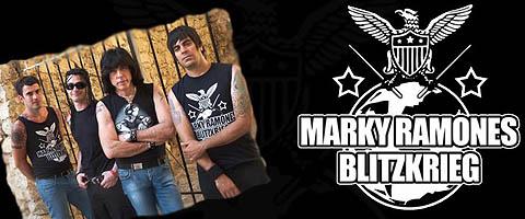 Marky Ramones Blitzkrieg Live in Manila 2012