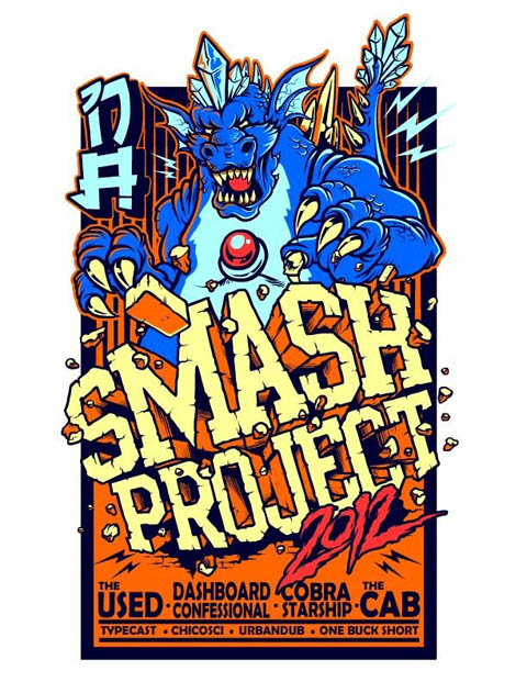Who's watching Smash Project 2012?