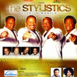The Stylistics Live in Manila 2012