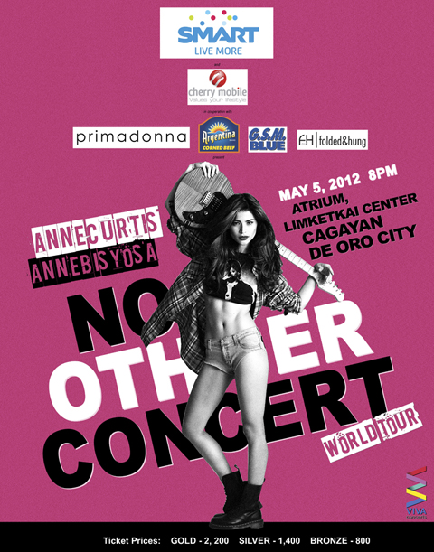 Annebisyosa Cagayan de Oro Concert