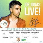 Joe Jonas Live at Ayala Malls