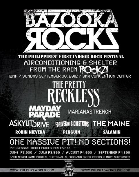 Bazooka Rocks Festival