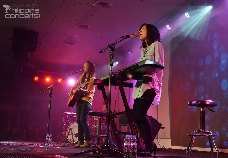 Jayesslee Manila Concert