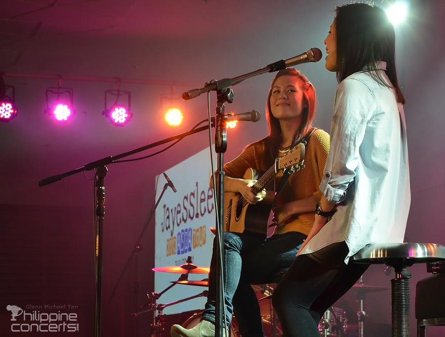 Jayesslee Concert Robinsons