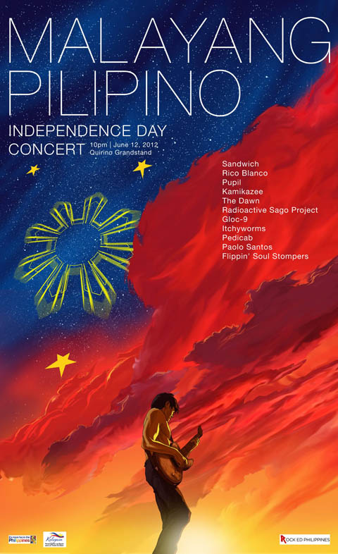Malayang Pilipino Independence Day Concert
