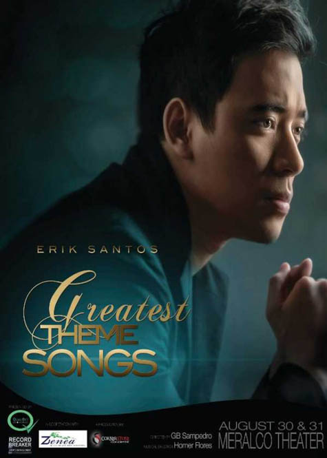 Erik santos sings the greatest theme songs flip jams with charly