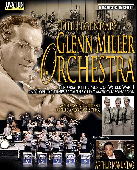 The Legendary Glenn Miller Orchestra