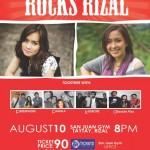 Kitchie and Barbie Rocks Rizal