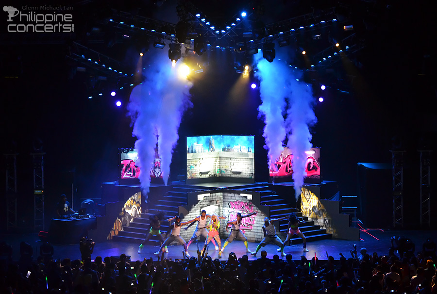 Nicki Minaj Live in Manila Photos