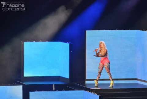 Nicki Minaj Live in Manila 2012