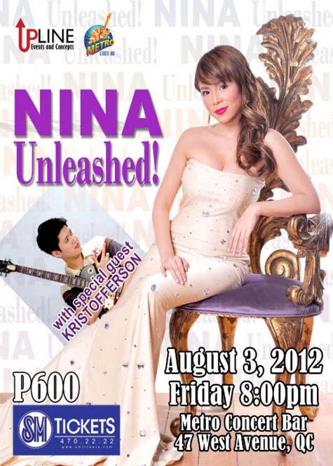 Nina Unleashed at Metrobar