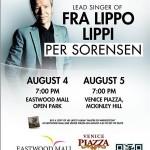 Per Sorensen of Fra Lippo Lippi Live in Manila 2012