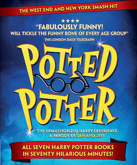 Potted Potter The Unauthorized Harry Experience