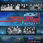 Saved Festival 2012