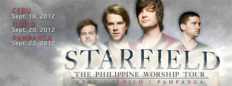 Starfield: The Philippine Worship Tour 2012