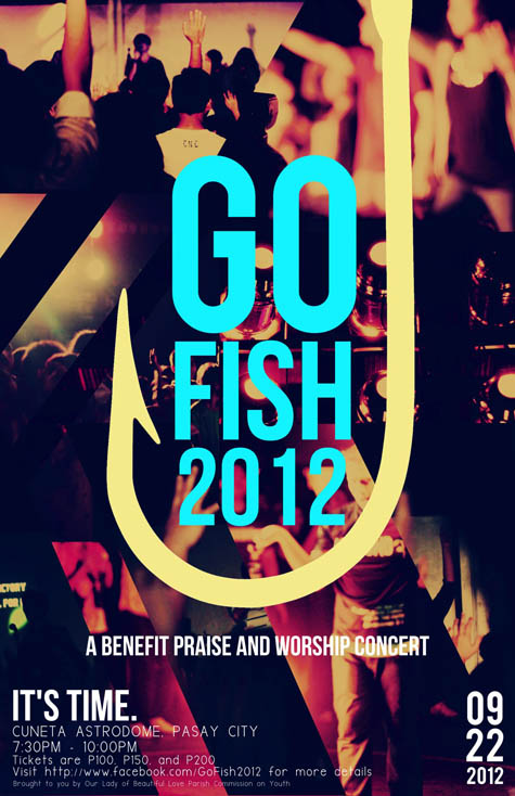 Go Fish Worship Concert 2012