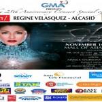 Silver Regine Velasquez-Alcasid Concert