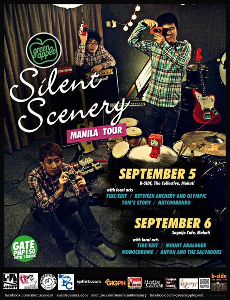 Silent Scenery Manila Tour