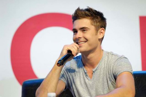 Penshoppe Fan Conference with Zac Efron at the Mall of Asia Arena